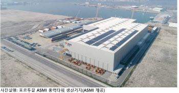 씨에스윈드, 유럽 풍력타워 생산기업 'ASMI' 인수