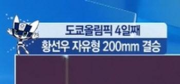 """'또 MBC?' 자유형 200㎜ 자막 사고는 YTN """"편집부 실수"""""""