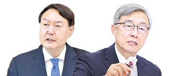 '지지율 반등' 최재형…윤석열과 '용호상박' 구도형성?
