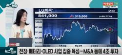 '선택과 집중'으로 체질개선 중인 LG그룹…재평가 받나
