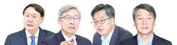 국민의힘·김동연·안철수로 쪼개진 野…대선 판세는?