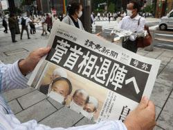스가 퇴진 보도 日 NHK가 욕먹은 이유[김보겸의 일본in]