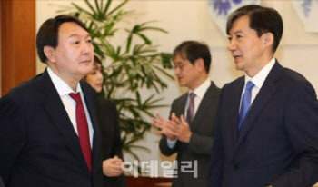 """윤석열, """"조국만큼만 검증하라""""는 댓글에 """"몇 달 안했다"""""""