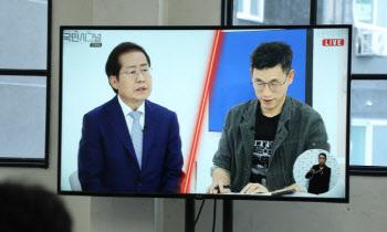 """진중권, 홍준표 겨냥 """"사적 호감 완전히 사라져"""""""