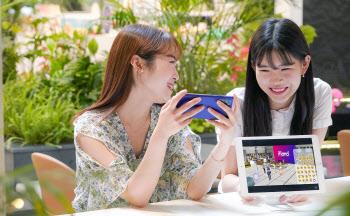 AI스피커로 가족 노래대회, 명상앱으로 힐링…각양각색 추석 풍경