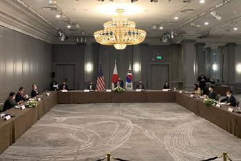한·미·일 외교장관 회담, 22일 뉴욕서 개최…의제는?