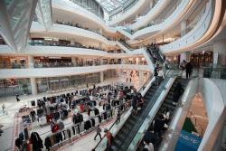 [포토]'쇼핑몰 찾은 시민들'