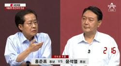 """'훈련없는 군대 비판' 윤석열, 작계5015 질문에 """"글쎄요"""""""