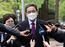 野 초선 7명, `탈당` 곽상도에 의원직 사퇴 촉구
