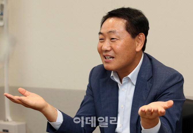"""김관영 """"대한민국 정치 `연정`으로 가야…선거제 개혁 필요""""[만났습니다]②"""