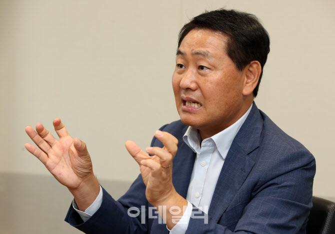 """김관영 """"文정부 민생 '무능'…부동산 부작용, 계산못할 정도로 심각""""[만났습니다]①"""