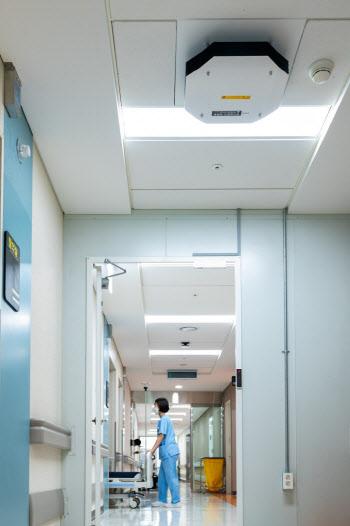 용인세브란스·이대서울병원 등에 '필립스 UV-C 살균기' 설치