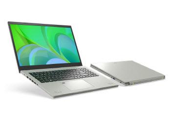 에이서, 친환경 PC 브랜드 '베로' 선봬…친환경 정책 강화
