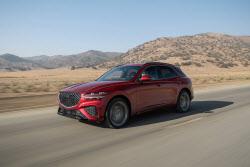 제네시스 GV70, 美모터트렌드 '올해의 SUV' 선정