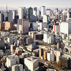 [e갤러리] 도쿄 빌딩숲에 벌어진 일…박찬민 'CTS 13-TKY'