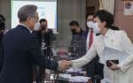 `대장동 국감` 파고 넘은 이재명, 대선 행보 꼬이는 스텝