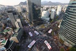 [사사건건]007작전 방불케한 민주노총 '게릴라 집회'에 도심 마비