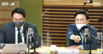 """원희룡, 라디오서 부인 비판에 폭발…""""고발해, 구속시키라고"""""""