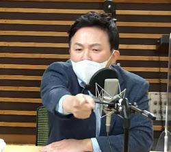 """원희룡, 부인 비판했다고 폭발…""""고발해, 구속시키라고"""""""