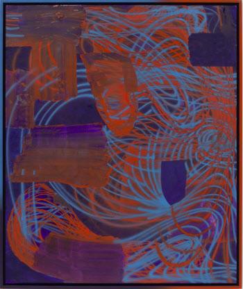 [e갤러리] 내일 일어날 파동 미리 그렸다…켈티 페리스 '나아아우'