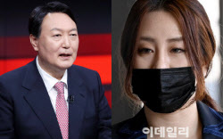 """토론회서 '손준성' 언급한 尹…조성은 """"추미애 사단이라며?"""""""