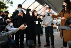[포토]구현모 KT 대표, '다음주부터 블랙아웃 피해 접수...적극적 보상책 마련'