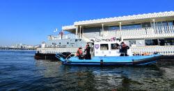 [포토]한강수난사고 민관합동 현장대응훈련