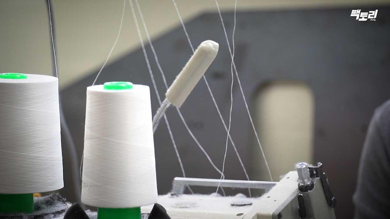[팩토리시크릿]대학생 에코백 추천!!! 이렇게 만들어! Making process eco bag [FactorySecret]
