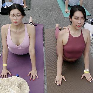 가벼운 몸풀기