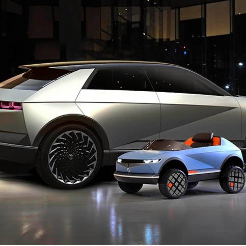 어린이 위한 현대車