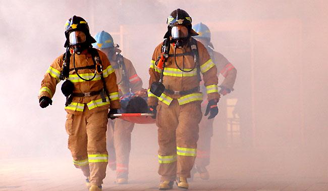화재진압수당 8만원 17년간 동결..초과근무수당은 미지급