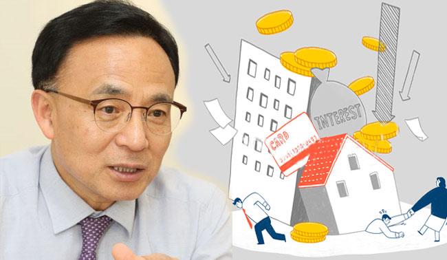 """""""한국 경제 디플레 초입…주가 더 떨어질 수 있다"""""""