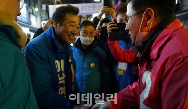 [단독]두 달 '쩐의 전쟁'…이낙연 3억·황교안 2.4억 썼다