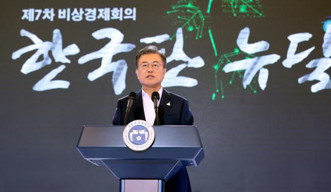 """한국판 뉴딜 160조 붓는다…""""증세 불가피"""""""