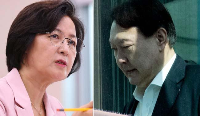 '채널A 사건' 줄다리기, 추미애 완승…'尹 몰아내기' 계속될 듯