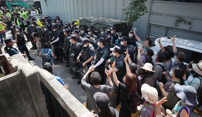 [단독]'전광훈 교회' 철거된다…法, 명도소송 항소 기각