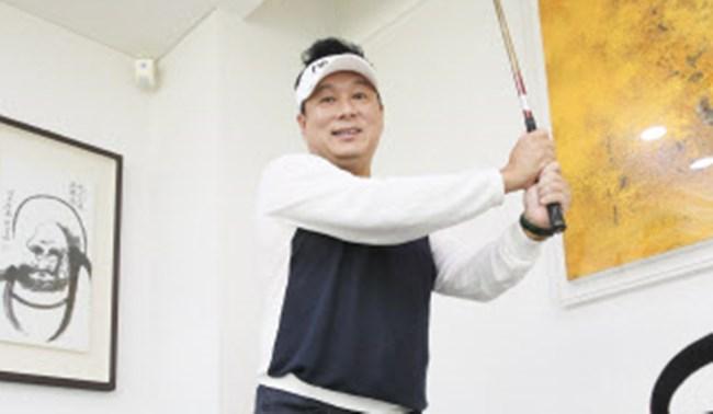 이 사람과 골프를 쳤다고?…박노준 대표 의외의 인맥