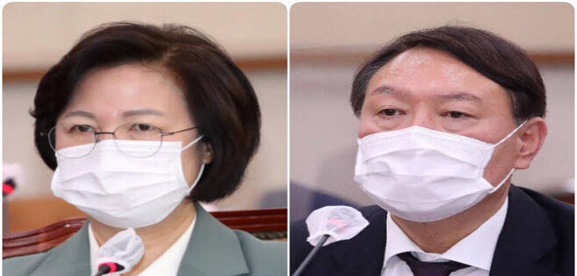 총장 복귀한 尹, 연기된 징계위…궁지 몰린 秋