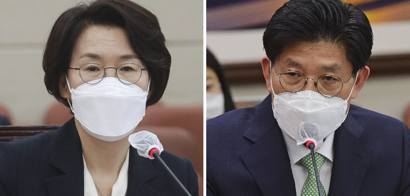 """靑 """"박준영 사퇴로 '임·노' 마무리 기대…文-與 이견 없었다"""""""