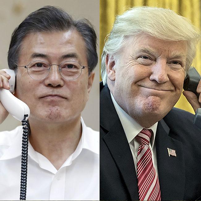 [팩트체크]한·미 정상 통화 공개, 국민의 알 권리?