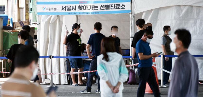 확진자 쏟아지는 서울…한강공원 막고 막차연장도 없던 일로
