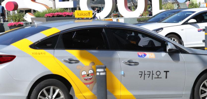 [단독]카카오T의 '싹쓸이'…'15%' 가맹택시가 콜 78% 차지