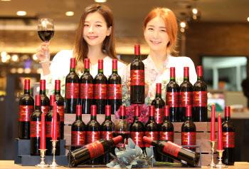 롯데백화점, 와인 '샤또 푸르카스 보리' 선보여