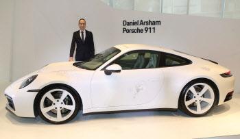 포르쉐와 다니엘 아샴이 협업한 단 한대뿐인 포르쉐 911