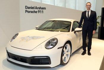 포르쉐와 다니엘 아샴이 협업한 포르쉐 911, 한국 상륙