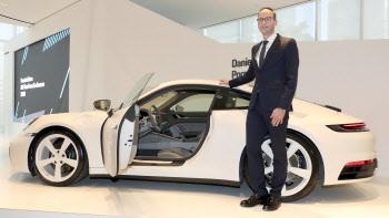 포르쉐와 다니엘 아샴이 협업한 포르쉐 911, 아시아 최초 공개