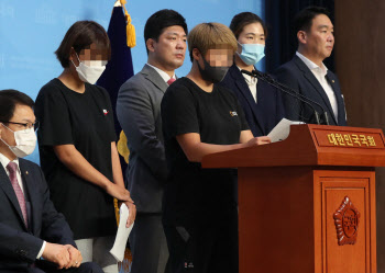 최숙현 선수 동료들 피해 증언, '처벌 1순위는 주장'