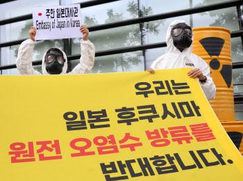 후쿠시마 원전 오염수 방류 반대