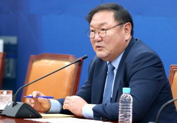 김태년, 경제지 합동 기자회견