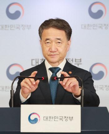 박능후, '의료계 집단행동 자제해달라'